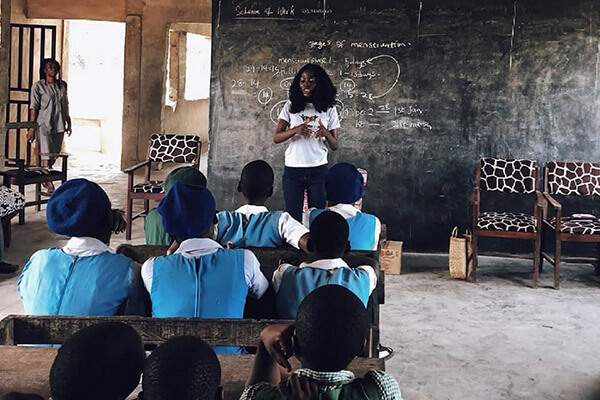 Six ways to empower the girl-child in rural Africa